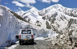 The Real Ladakh Adventure Jeep Safari