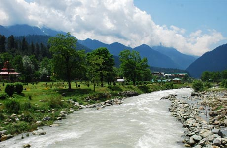 Pahalgam, Valley of Kashmir